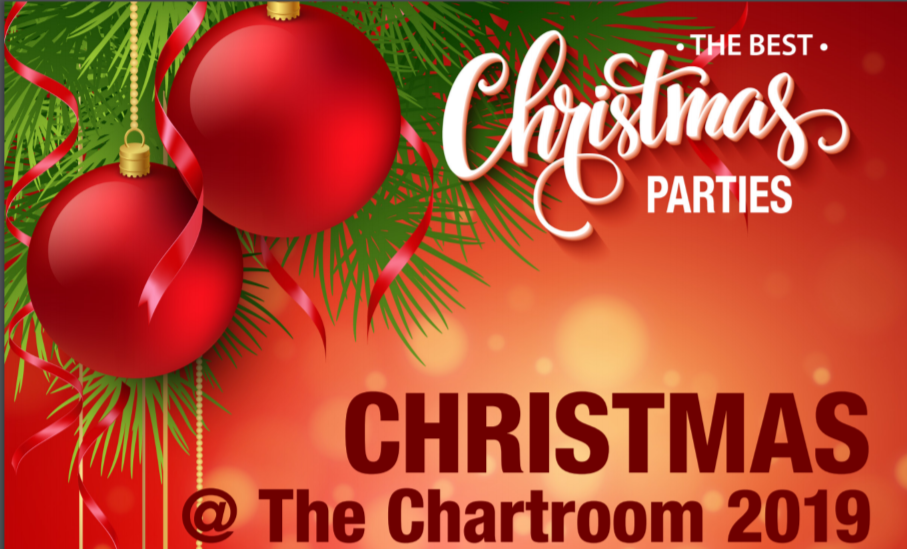 Christmas Eve 2019.Christmas Party Nights 2019 The Chartroom Restaurant